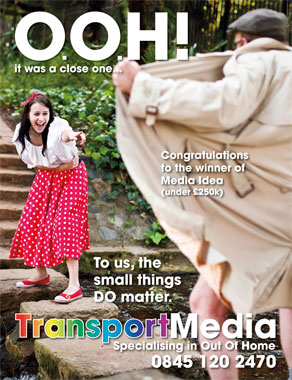 Transport Media - Media Idea Niche Award