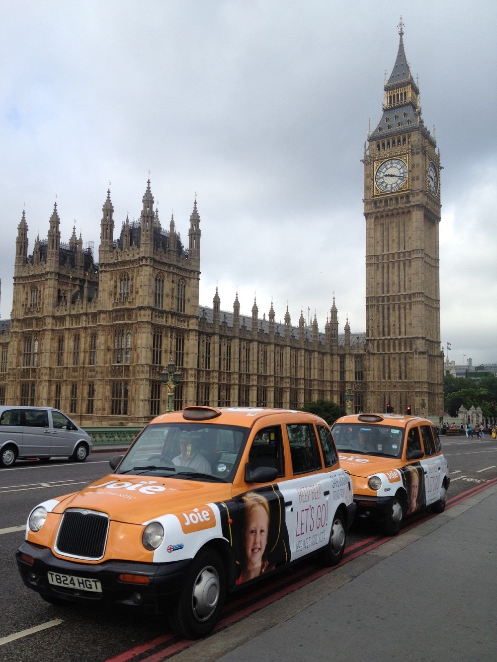 Joie Baby - London - Livery