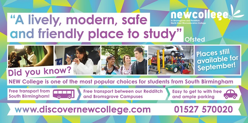NEW College - Advan - side a