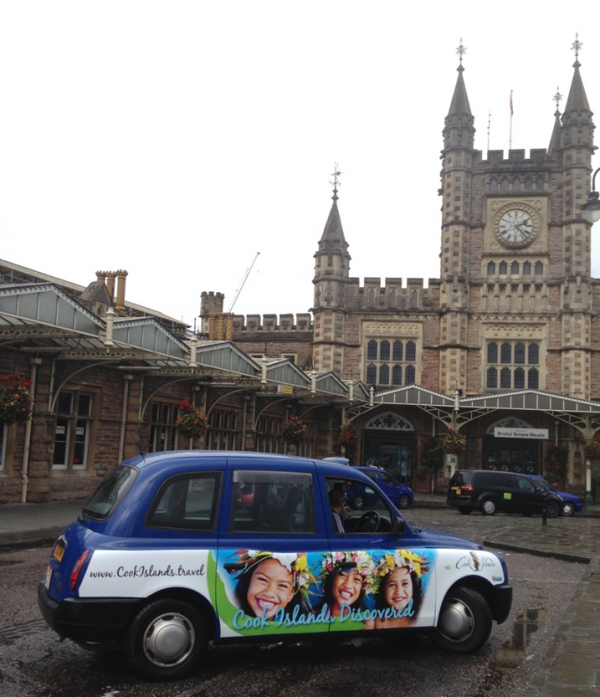 Taxi Advertising Campaigns