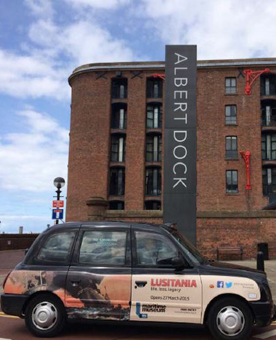 liverpool maritime museum taxi campaign