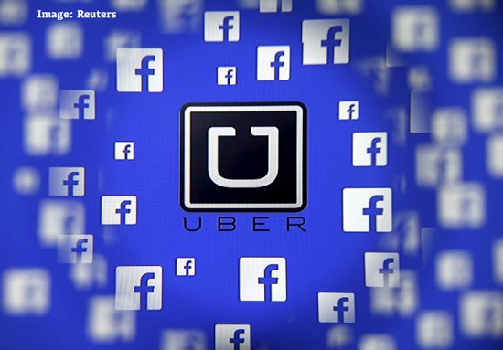 uber and facebook