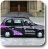 Taxi Advertising - Full Livery