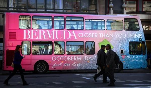Bermuda Bus Campaign Full Livery