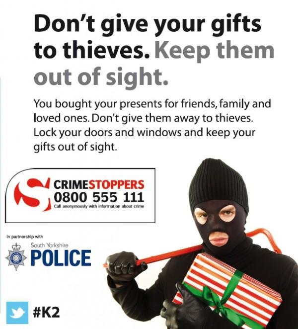 Crimestoppers Sheffield