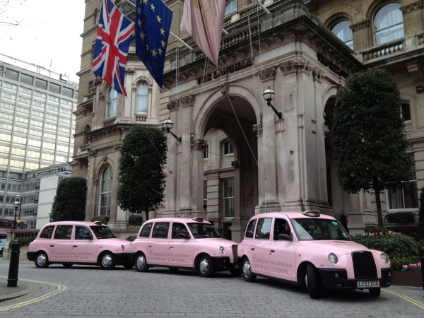 Langham Full Livery Taxi