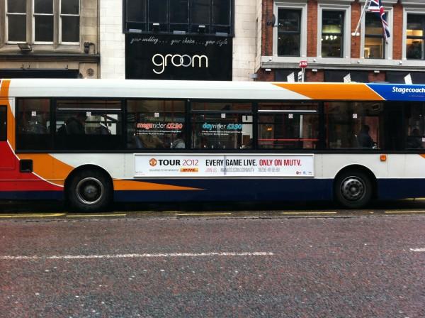 MUTV - Bus Streetliner