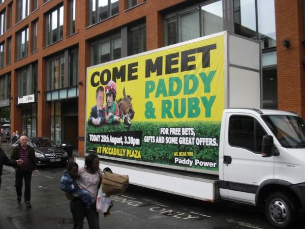 Paddy Power - Advan
