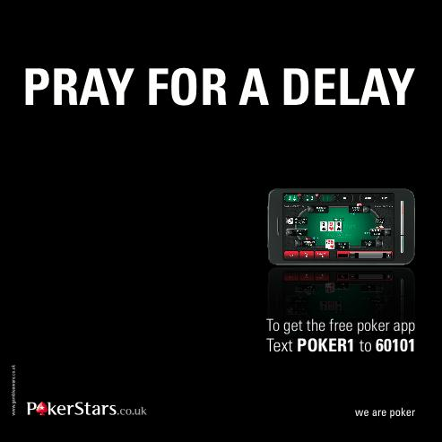 Transport Media - PokerStars Advert