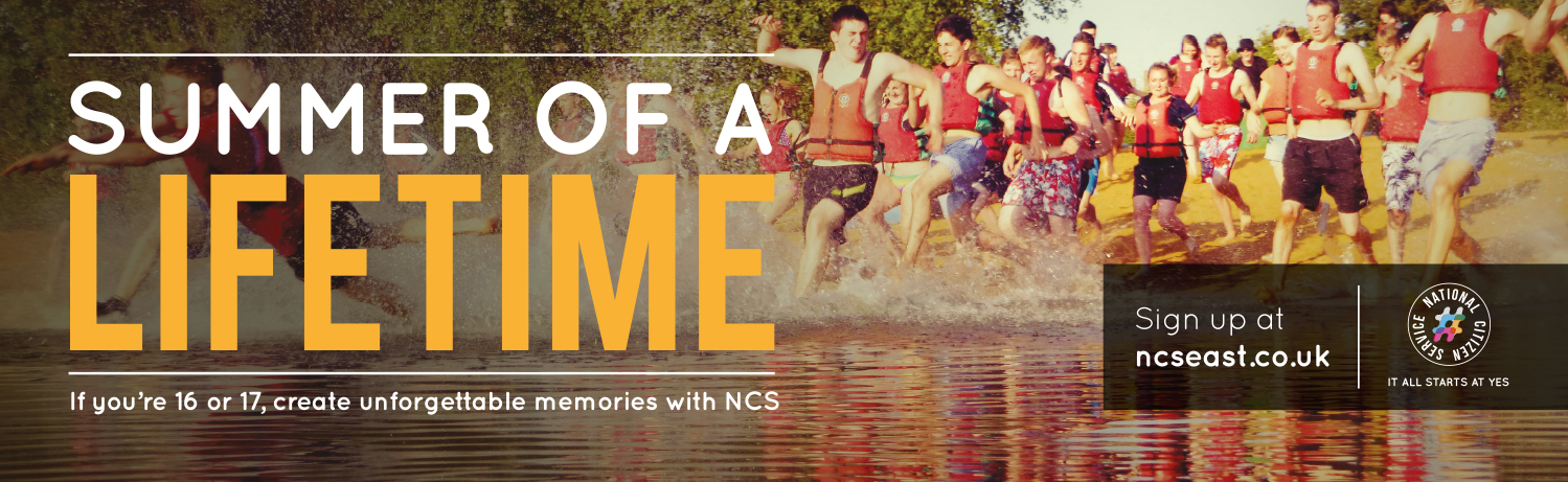 NCS Summer of a Lifetime Bus Campaign