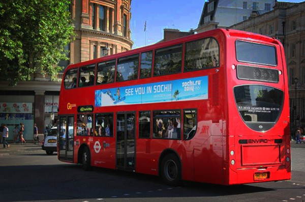 Soci Bus Campaign