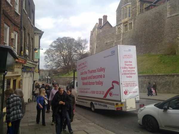 Thames Valley Advan Campaign