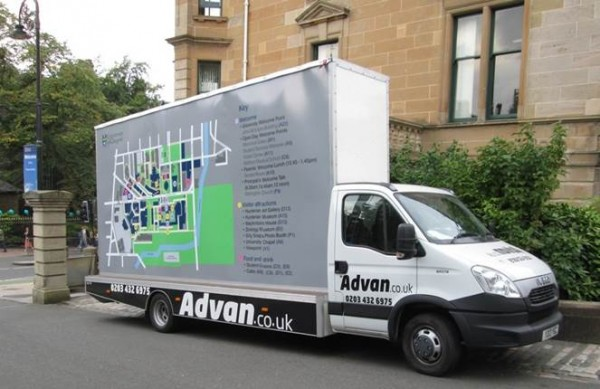 University of Glasgow - Advan