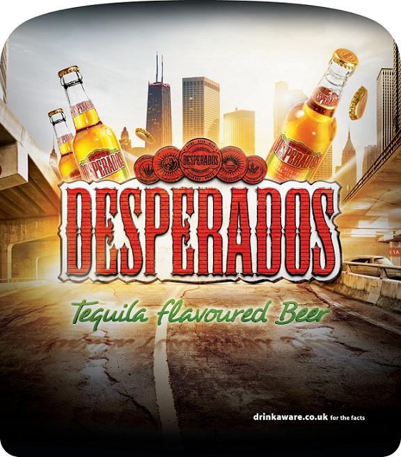 Desperados - Taxi Tipseat - London