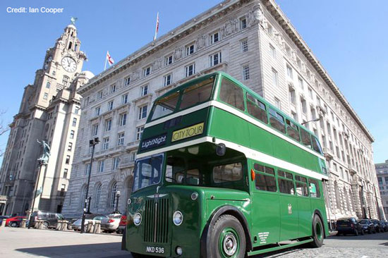 Liverpool Vintage Bus Day