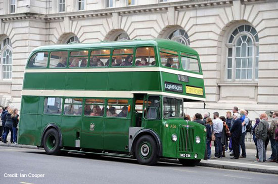 Liverpool Classic Bus Running Day
