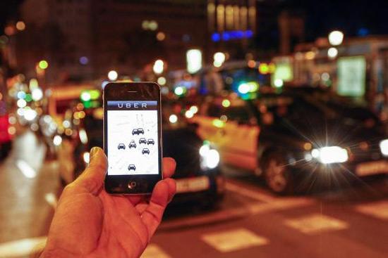 Uber black taxi cab rules tfl