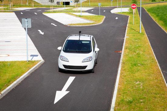 Driverless cars autonomous vehicles volvo