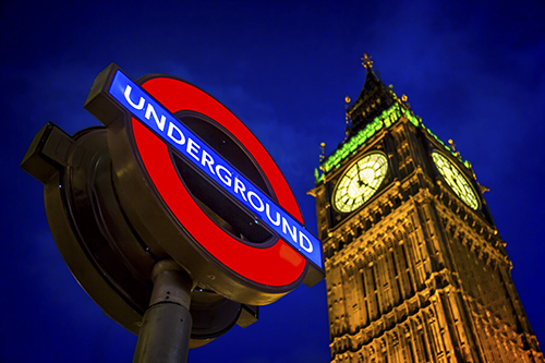 london underground night tube
